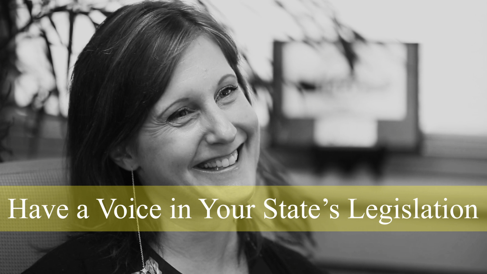 Have A Voice in Your State's Legislation