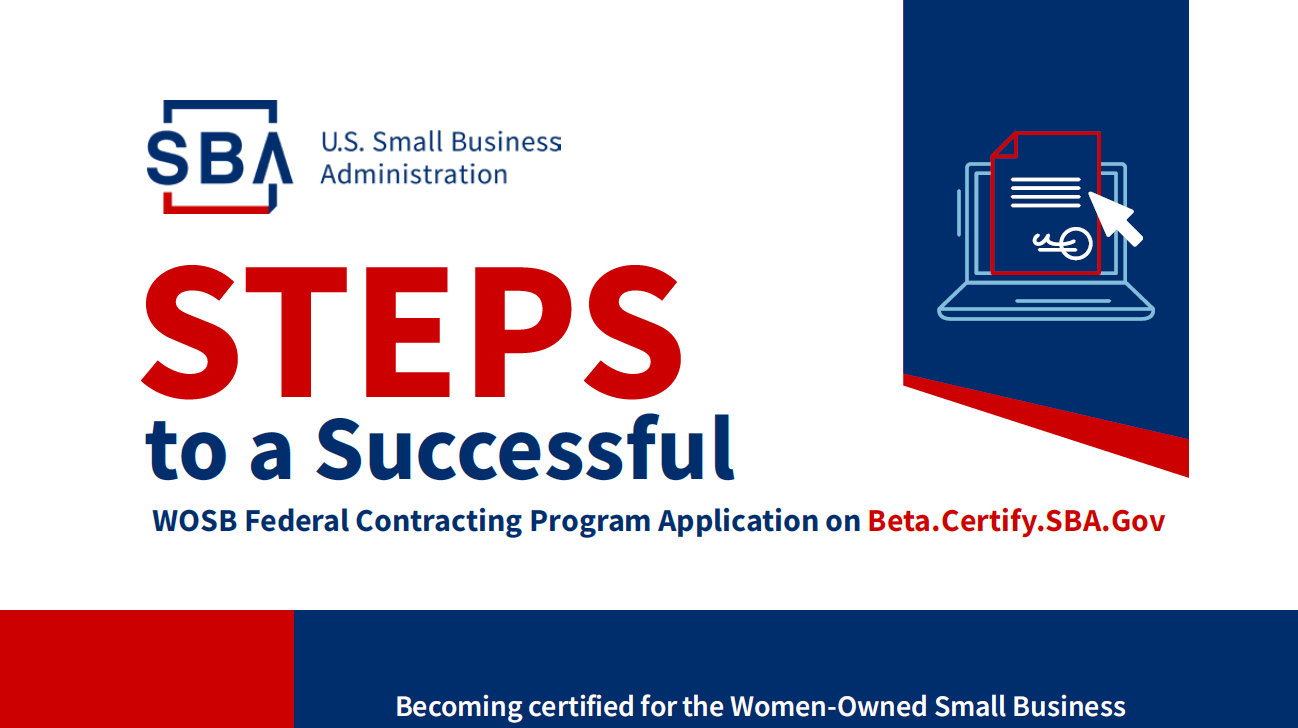 Becoming a Certified Women-Owned Small Business